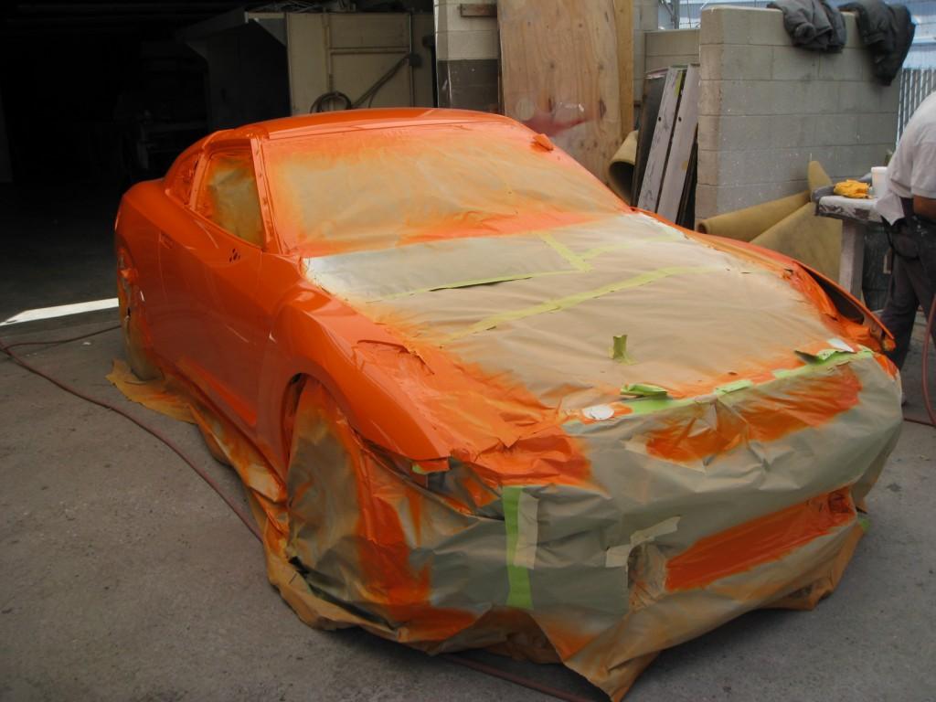 comment faire pour pr parer une surface de voitures pour la peinture comment fait. Black Bedroom Furniture Sets. Home Design Ideas