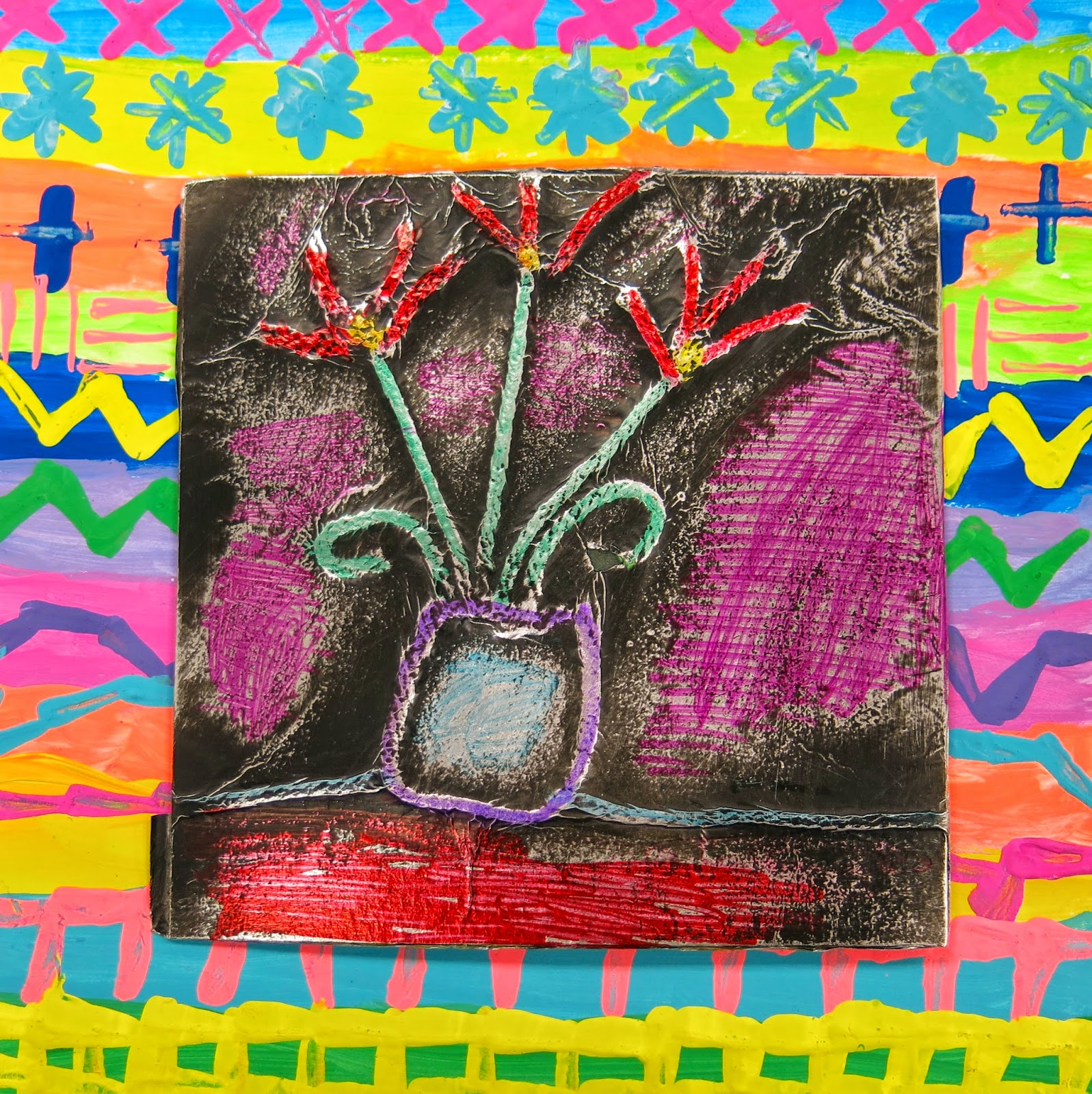Art Lessons For Second Graders