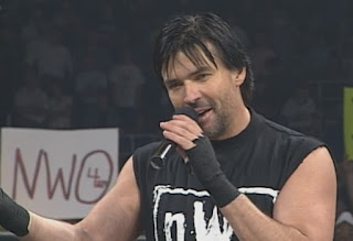 WCW Slamboree 1998 Review - Scruffy Eric Bischoff challenged Vince McMahon to a fight