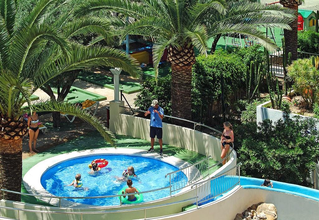 Circuito Vial Para Niños : Hoteles para niños benidorm alicante hotel rh