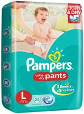 Pampers Pant Diapers Lowest Online Price