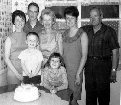 Family portrait in Western Culture, 1965.