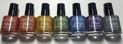 Paint Box Polish: Westerosi Collection