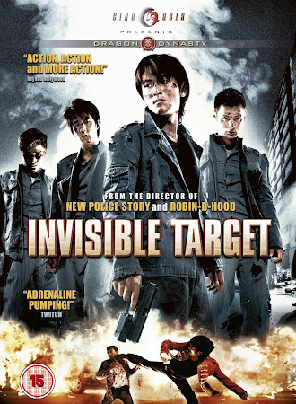 Poster Of Invisible Target In Dual Audio Hindi Chinese 300MB Compressed Small Size Pc Movie Free Download Only At worldfree4u.com