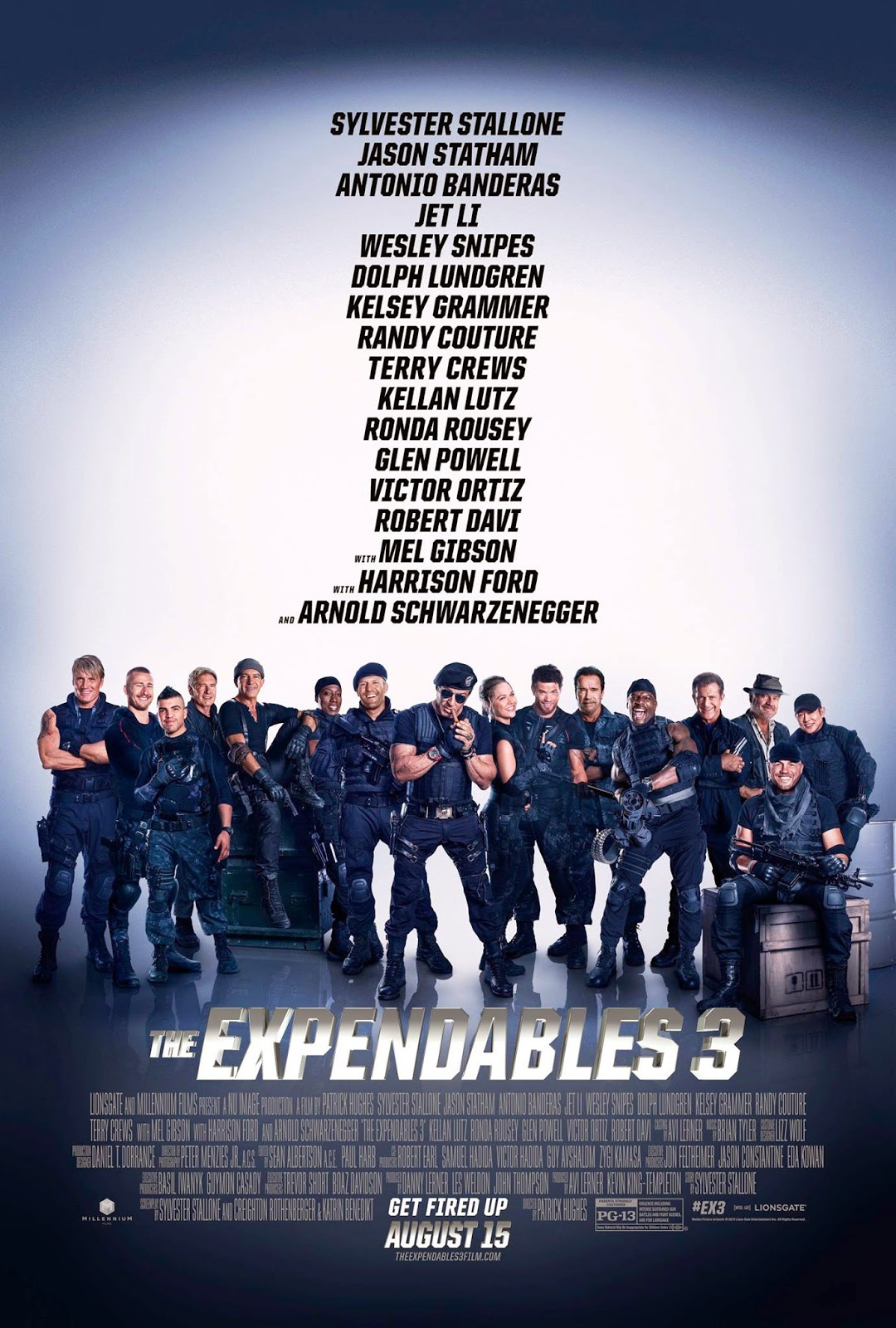 The Expendables 3 | Teaser Trailer