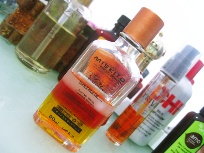 Óleo Elixir Rare Blend Oil Miskito