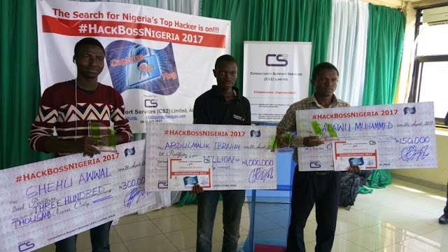 SHEHU AWWAL: A YOUNG ETHICAL HACKER WHO WON N300,000 IN A HACKING CHALLENGE