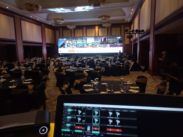 Alcatel-Lucent Enterprise Event 2019 hastag media rental multimedia
