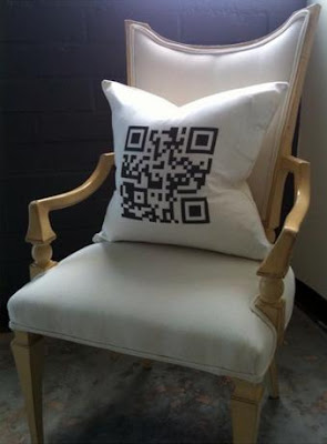 Cool QR Code Inspired Products and Designs (15) 14