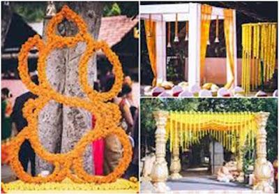 Deepika wedding decor