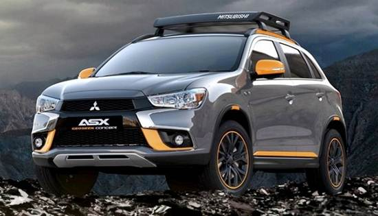 2018 mitsubishi asx new engine and release date. Black Bedroom Furniture Sets. Home Design Ideas