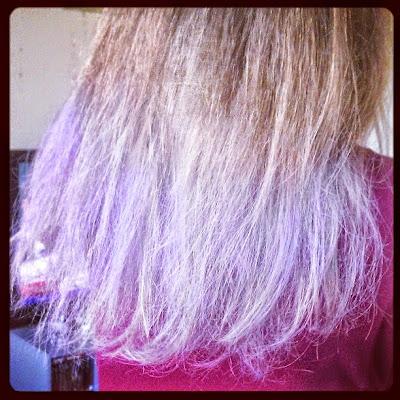f b l savvy spray in hair colour chalk