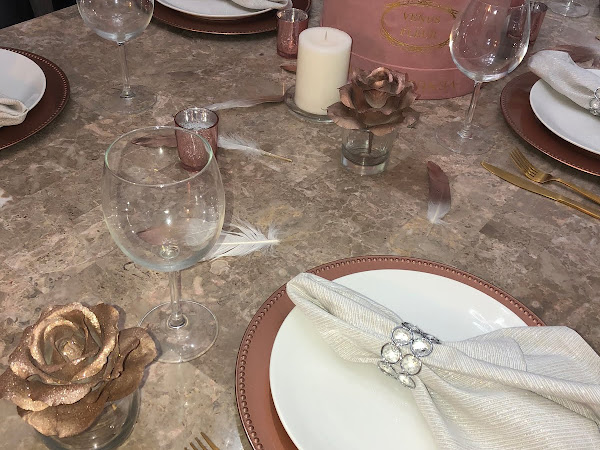 Table Scapes & Dinner Decor