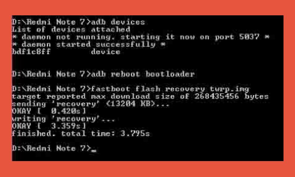 Cara Baru Install TWRP dan Root Xiaomi Redmi Note 7 Dengan Mudah