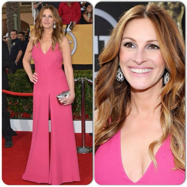 Julia Roberts in Valentino – 2014 SAG Awards