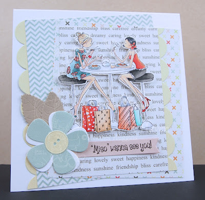 Heather's Hobbie Haven - Chelsea & Lauren Card Kit