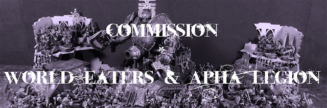 World Eaters & Alpha Legion