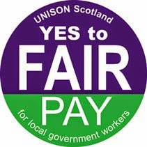 Consultative Ballot on LG Pay Scotland - Members vote to accept
