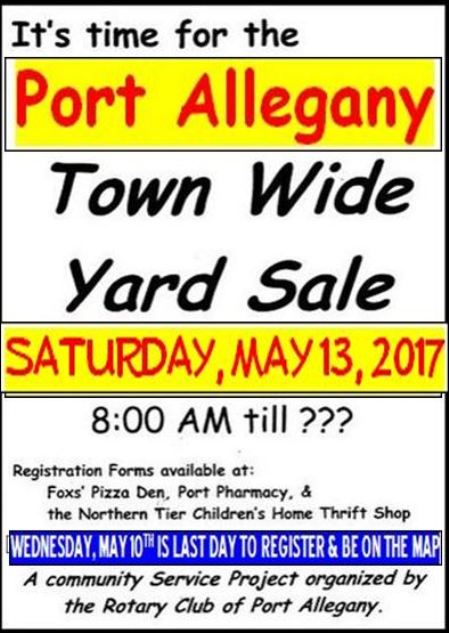 Solomon S Words For The Wise Port Allegany Town Wide Yard