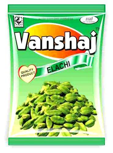 Green Cardamom ( Elachi ) image of Vanshaj Spices.com