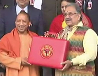UP Government Presents Rs. 4.79 Lakh Crore Budget
