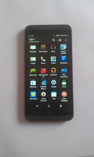 مميزات وعيوب موبايل HTC Desire 816G dual sim