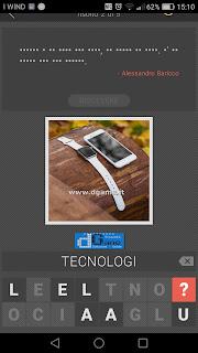 Lettere Nascoste soluzione livello 8 sottolivelli 3 | Parola e foto