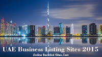 UAE Business Listing Sites List