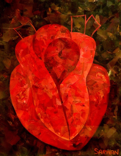 The Symbol Of Love An Indian Art Latest Informations