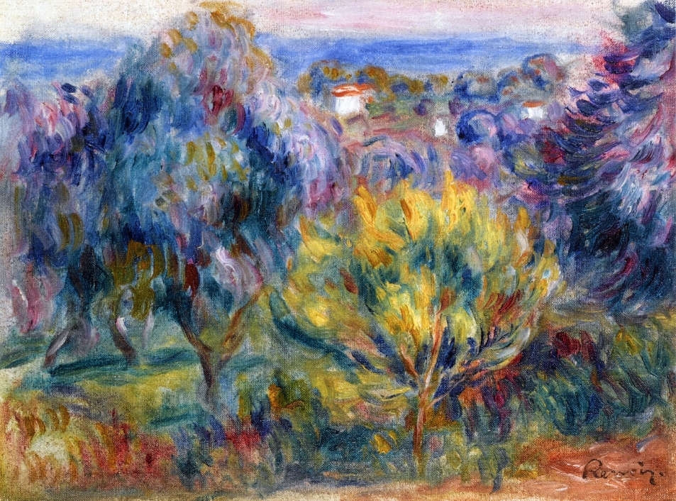 a biography of pierre auguste renoir a french impressionist Pierre-auguste renoir was born in limoges, haute-vienne, france, the child of a   the first impressionist exhibition in april 1874, in which renoir displayed six.
