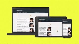 Materispot material design blogger