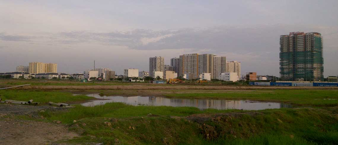 Tiến độ căn hộ Gem Riverside tháng 11
