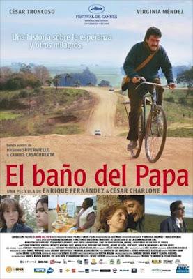 El Baño del Papa – DVDRIP LATINO