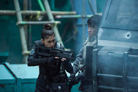 Danusia Samal in Ghost in the Shell (2017) (6)