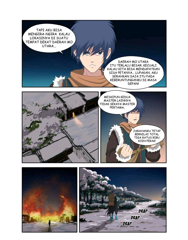 Heaven Defying Sword Bahasa Indonesia Chapter 69