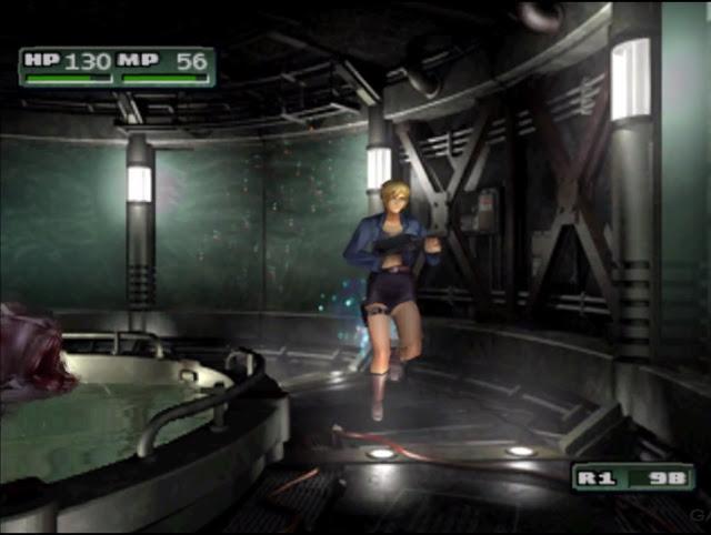 Parasite Eve II - PSX - Captura 4