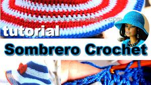 Cómo tejer un sombrero a crochet / Tutorial