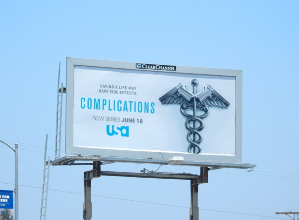 Complication season 1 billboard