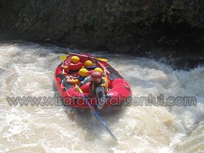Paket Rafting dan Paintball di Bogor | Lebih Murah Lebih Seru