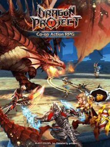 Monster Hunter Dragon Project Mod Apk Terbaru for Android Versi 1.2.2