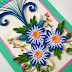 Quilling greeting card for birthday | Paper Quilling Art