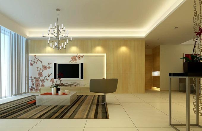 Plasma TV Design Ideas - How To Decorate A TV Room