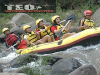 Rafting di Batu Malang Seru dan Menantang