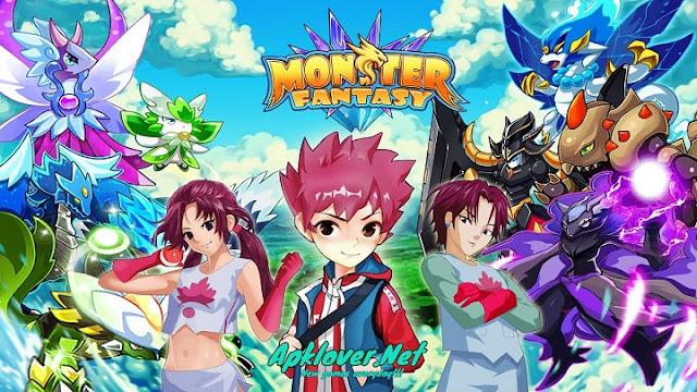 Monster Fantasy World Champion MOD APK unlimited money