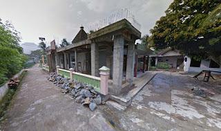 Masjid (Renovasi) Desa Tanjung Puro Ngadirojo Pacitan