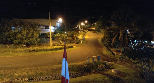 Hasil Foto Kamera Smartphone LG G5 di malam hari pada kondisi cahaya terbatas