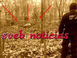 Hallan un ejecutado co el tiro de gracia en Coyutla Veracruz