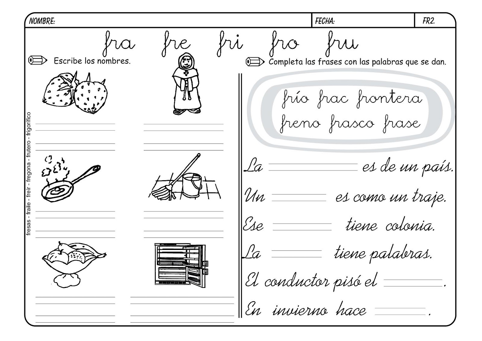 Dibujos Con La Trabada Br: APOYO ESCOLAR ING MASCHWITZT CONTACTO TELEF 011-15