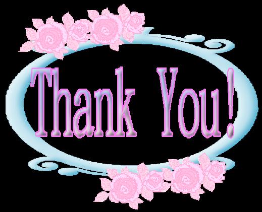 Sweet Thank You Gifs | Random Girly Graphics