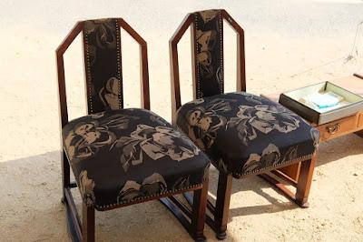 まつもと古市(ふるいち)#17 古道具 燕(つばくろ)立派な椅子